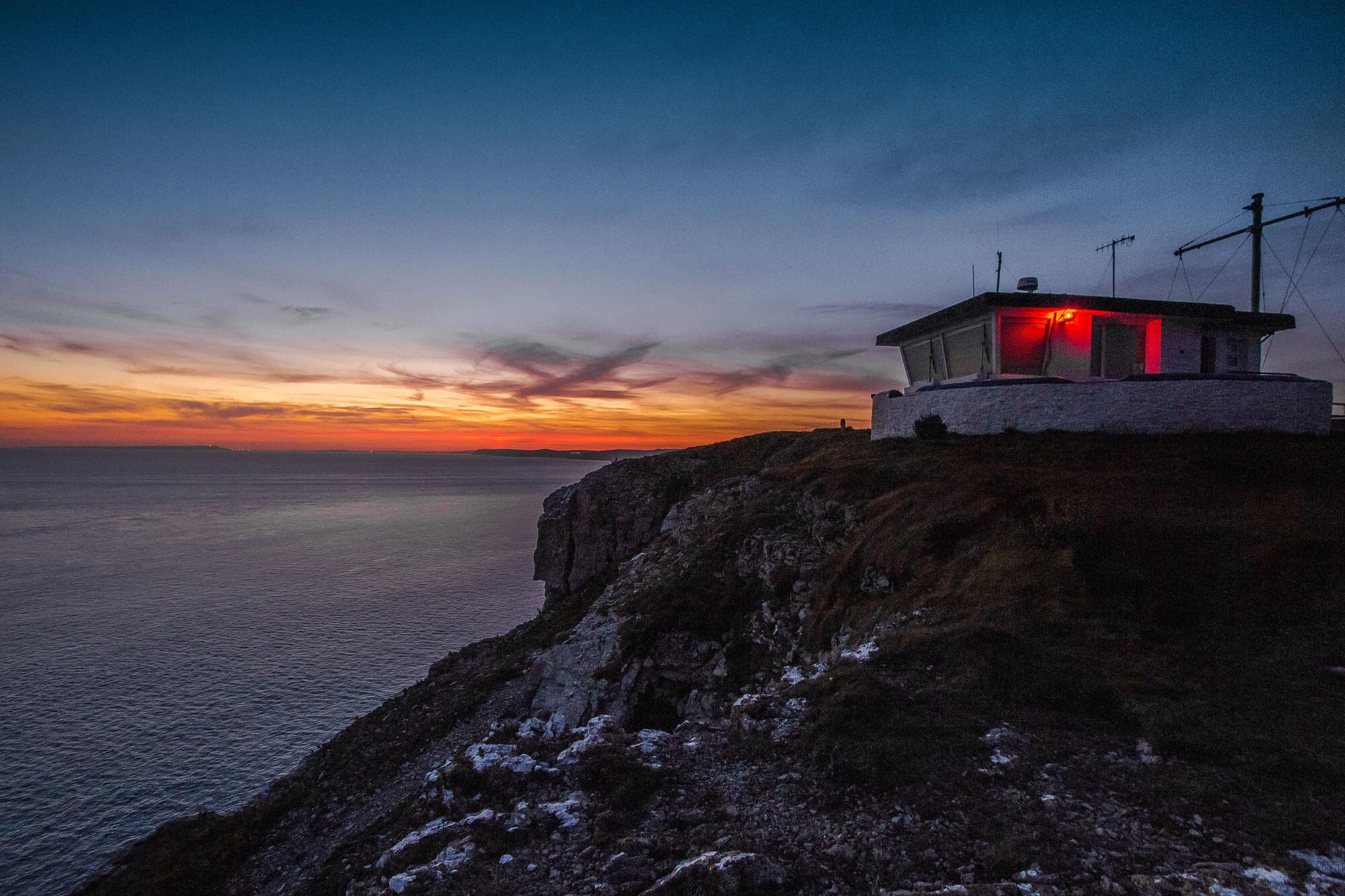 Coastguard-lookout
