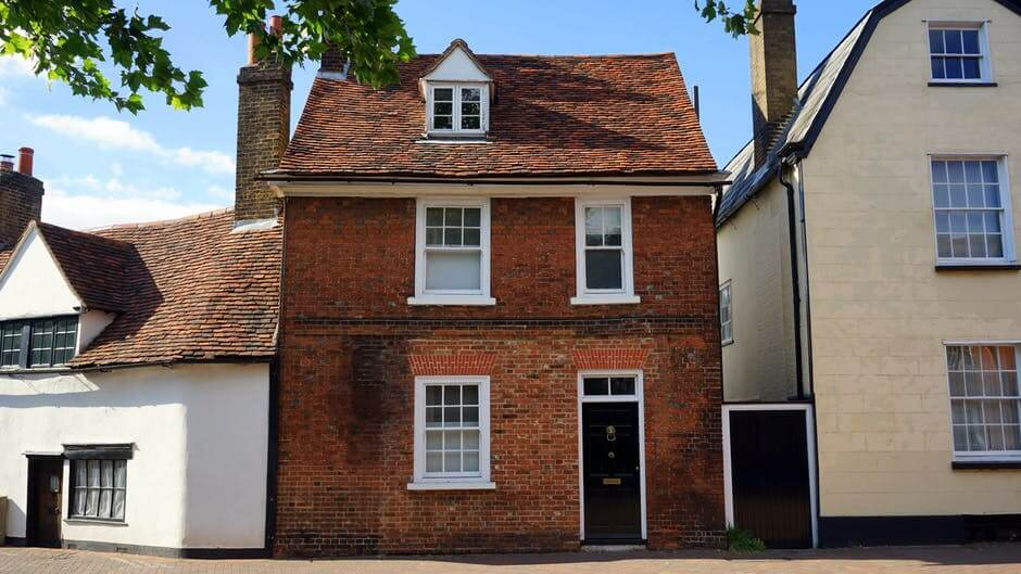 Property Insurance small house